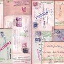Sellos: MALAGA Y PROV.- HISTORIA POSTAL, CARTAS Y T.P. P.V, 2.885 €. VER 16 FOTOS ADICIONALES Y CONDICIONES.. Lote 31780865