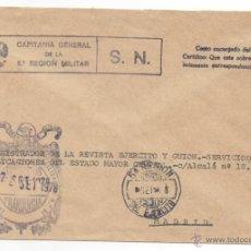 Sellos: FRANQUICIA ZONA DE MOVILIZACION Nº 51. Lote 48318246