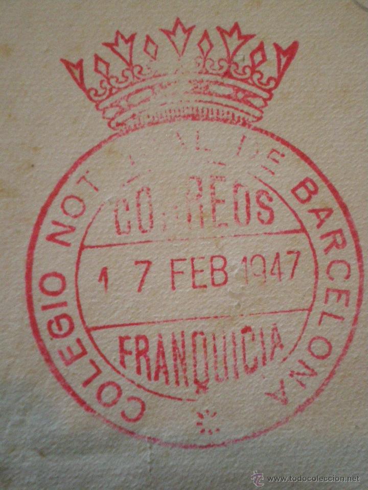 Colegio de notarios barcelona great sello de franquicia - Colegio notarios de barcelona ...