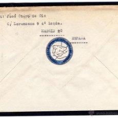 Sellos: COMPAÑIA TELEFONICA NACIONAL DE ESPAÑA MADRID 1963, SELLO EDIFIL 1412 5 PTAS ESCUDO DE BALEARES. Lote 49476215