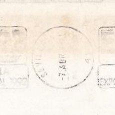 Sellos: SOBRE COMPLETO. MATº RODILLO EXPO'92 SEVILLA, SEDE DE LA EXPOSICIÓN UNIVERSAL 1992. SEVILLA. Lote 54495920