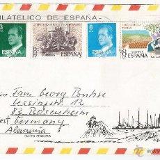 Sellos: PALMA MALLORCA SOBRE TURISTICO SELLO ARTE ESCUDO ACEITE OLIVA. Lote 54539834