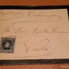 Sellos: SOBRE CIRCULADO CON SELLO EDIFIL 244 (1906). Lote 57616082