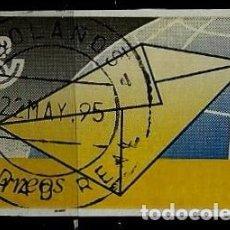 Sellos: ESPAÑA MATASELLOS (ESTAFETA)(CIUDAD REAL)-BOLAÑOS(FRAGMENTO). Lote 102467847