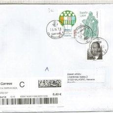 Selos: MADRID CC CERTIFICADA SELLOS GOYA ARTE PINTURA. Lote 118931455