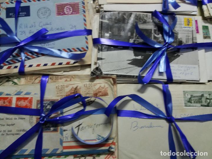Sellos: SOBRES CIRCULADOS - LOTE DE 500 ( LEER DESCRIPCIÓN- ENVÍO NO INCLUÍDO ) - Foto 4 - 122816559