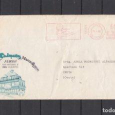 Sellos: FRANQUEO MECANICO 17059 ONIL (ALICANTE), MUÑECAS FAMOSAS, . Lote 136388430