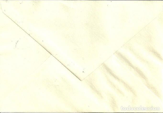 Sellos: SOBRE CIRCULADO - EXPOSICIÓN FILATÉLICA DE BADALONA - 1976 - Foto 2 - 140583806