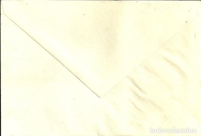 Sellos: SOBRE CIRCULADO - BADALONA - FIESTAS DE PRIMAVERA - X ANIVERSARIO MUSEO MUNICIPAL - 1976 - Foto 2 - 140584030
