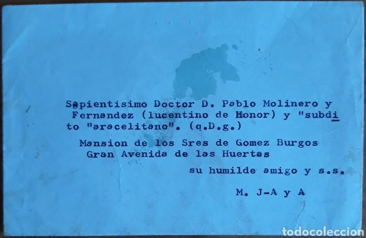 CARTA DE CIUDAD REAL A LUCENA CORDOBA 1978 (Sellos - Historia Postal - Sello Español - Sobres Circulados)