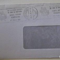 Sellos: ESPAÑA. MATASELLO: III CERTAMEN INTERNAL. DE CINE DE MONTAÑA. EUSKAL HERRIKO MENDIZALENA. 2-7 MARZO. Lote 176527655