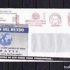 Sellos: FRANQUEO MECANICO ,08047302 TERRASSA (BARCELONA), EDITORIAL PLANETA - DE AGOSTINI, S.A.. Lote 176673732