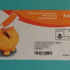 Sellos: SOBRE FRANQUEO PAGADO. CONSUM. PUBLICORREO. Lote 180239448