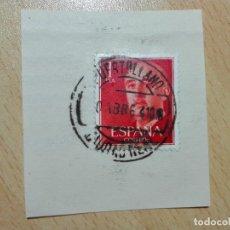 Sellos: MATASELLOS 1964 - PUERTOLLANO / CIUDAD REAL . Lote 183039933