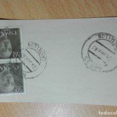 Sellos: MATASELLOS 1963 - NULES CASTELLON . Lote 183040116