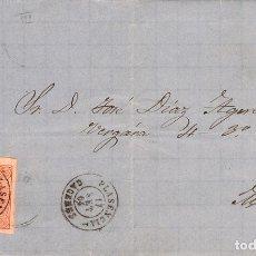 Sellos: ESPAÑA. EXTREMADURA. HISTORIA POSTAL. EXTREMADURA. HISTORIA POSTAL. PLASENCIA / CACERES. MAGNIFICA.. Lote 183115763
