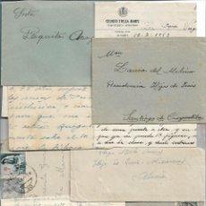Sellos: SOBRES CIRCULADOS. Lote 189466776