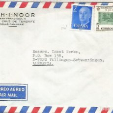 Sellos: SANTA CRUZ TENERIFE CC SELLO CONSTITUCION ESTADOS UNIDOS BILLETE BANKNOTE. Lote 194143447