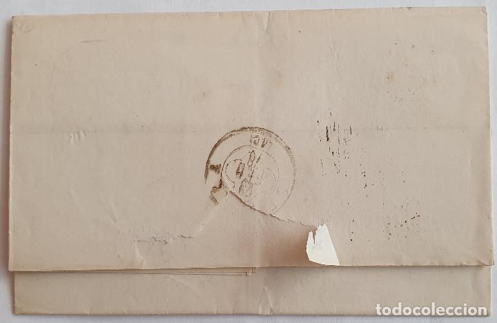 Sellos: SOBRE CIRCULADO CON SELLOS EDIFIL 175 (1876) Y 188 (1877) - Foto 2 - 194687447