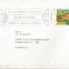 Sellos: IBIZA BALEARES CC SELLO ESTRELLA DE MAR FAUNA MARINA STARFISH. Lote 194990660