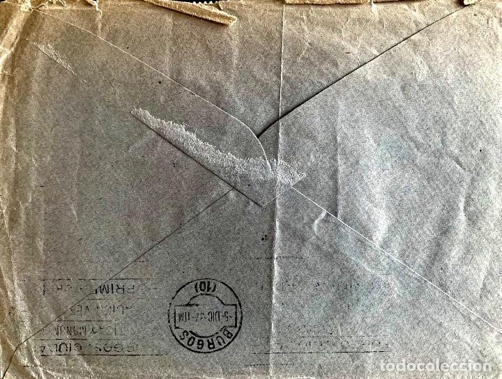 Sellos: 1937. VILLATORO (AVILA)-BASILEA. CENSURA MILITAR AVILA. - Foto 2 - 204604060