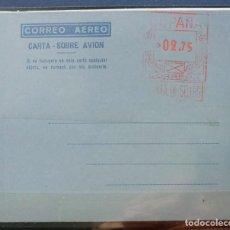 Sellos: ESPAÑA AEROGRAMAS CON FRANQUEO MECANICO - EDIFIL Nº 17. Lote 211495230