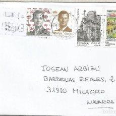 Selos: CC SELLO CASA BATLLO BARCELONA GAUDI ARQUITECTURA FIESTAS IRUN. Lote 215568701