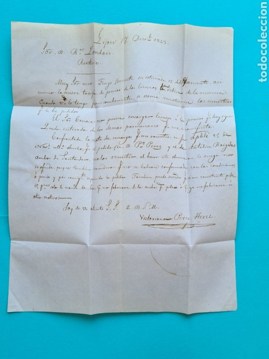 Sellos: ASTURIAS OVIEDO GIJON LOTE 6 CARTAS FECHADOR TIPO II 1860 1863 1864 1865 1866 1867 ED 52 58 64 75 96 - Foto 6 - 216986561