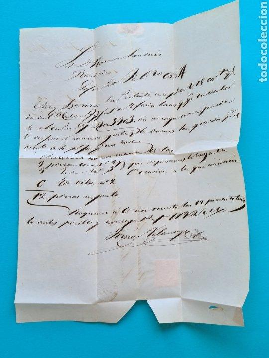 Sellos: ASTURIAS OVIEDO GIJON LOTE 6 CARTAS FECHADOR TIPO II 1860 1863 1864 1865 1866 1867 ED 52 58 64 75 96 - Foto 8 - 216986561
