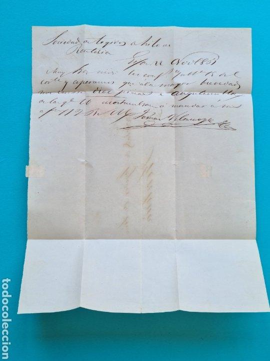 Sellos: ASTURIAS OVIEDO GIJON LOTE 6 CARTAS FECHADOR TIPO II 1860 1863 1864 1865 1866 1867 ED 52 58 64 75 96 - Foto 14 - 216986561