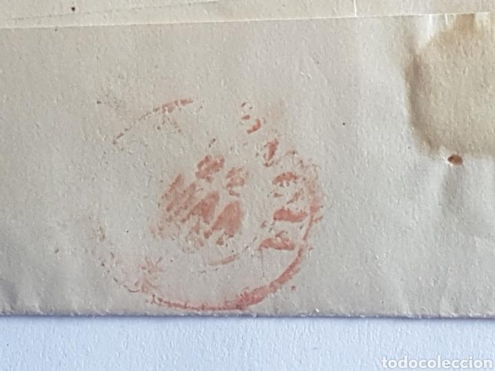 Sellos: HISTORIA POSTAL SOBRE CIRCULADO VALENCIA 1854?? - Foto 5 - 218478595