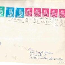 Sellos: BARCELONA FRONTAL CC CERTIFICADA SELLOS BASICA MAT RODILLO. Lote 222151196