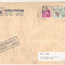 Sellos: OVIEDO ASTURIAS CC CON MAT PREMIOS PRINCIPE DE ASTURIAS 1994. Lote 222152595