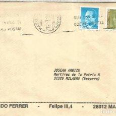 Sellos: MADRID CC MAT BUZONES CC SELLO BASICA. Lote 222474712