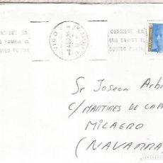 Sellos: VIGO PONTEVEDRA CC SELLO BASICA. Lote 222474792