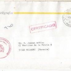 Sellos: MADRID CC FRANQUICIA SERVICIO FILATELICO CERTIFICADO. Lote 222679932
