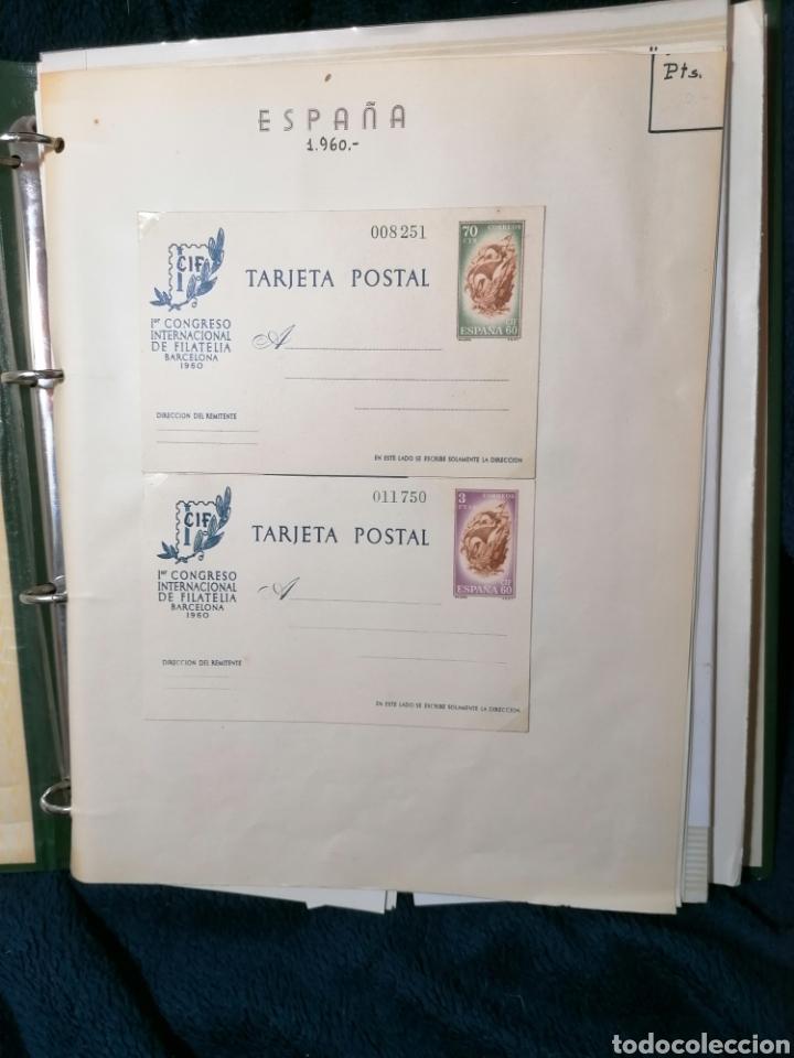 Sellos: España Album sellos correspondencia documentos coches - Foto 6 - 223124585