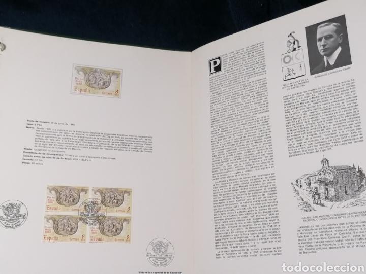 Sellos: España Album sellos correspondencia documentos coches - Foto 10 - 223124585