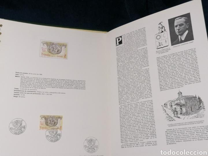 Sellos: España Album sellos correspondencia documentos coches - Foto 11 - 223124585