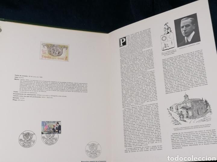 Sellos: España Album sellos correspondencia documentos coches - Foto 12 - 223124585