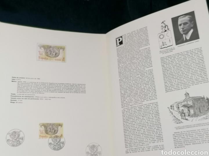 Sellos: España Album sellos correspondencia documentos coches - Foto 15 - 223124585