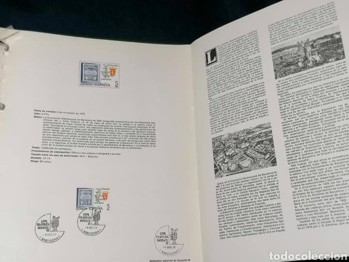 Sellos: España Album sellos correspondencia documentos coches - Foto 16 - 223124585