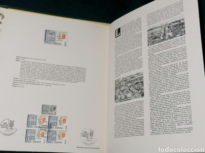 Sellos: España Album sellos correspondencia documentos coches - Foto 17 - 223124585