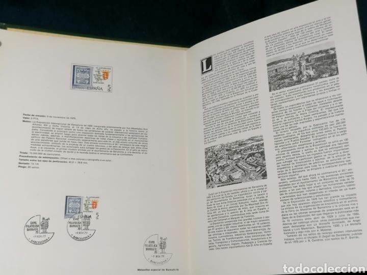 Sellos: España Album sellos correspondencia documentos coches - Foto 18 - 223124585
