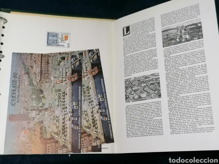 Sellos: España Album sellos correspondencia documentos coches - Foto 19 - 223124585