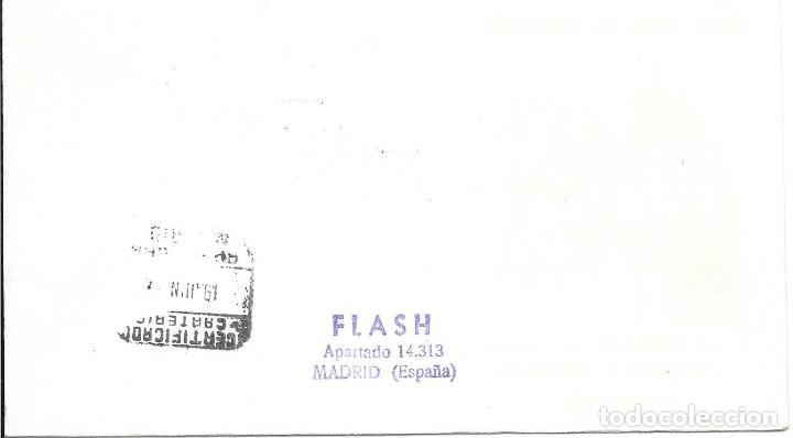 Sellos: COLON DESCUBRIMIENTO DE AMERICA. LOTE 4 CARTAS MATASELLOS CAPITULACIONES DE SANTA FE - Foto 4 - 246127770