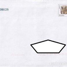 Sellos: SOBRE DE CORREOS CIRCULADO CON SELLO IMPRESO DE LA EPIFANÍA DE LA CATEDRAL DE HUESCA (NAVIDAD, 2007). Lote 288341898