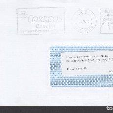 Sellos: FRANQUEO PAGADO EN OFICINA O. P. 41-SEVILLA, BEATIFICACION DE LA MADRE MARIA PURISIMA. Lote 288959693