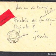 Sellos: CORREOS Y FECHADOR ARCHIVO *SEVILLA*. Lote 288965833
