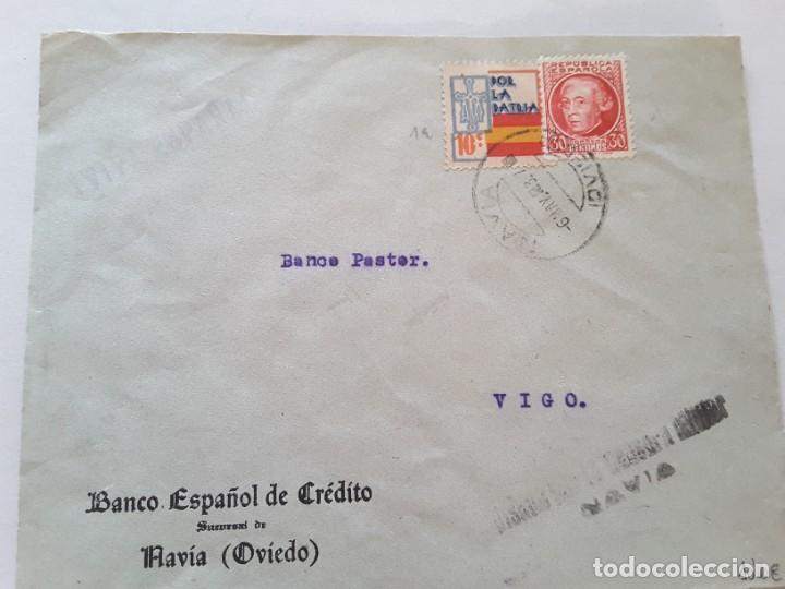 CARTA ESPAÑOLA (Sellos - Historia Postal - Sello Español - Sobres Circulados)